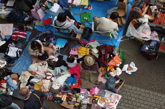 Các khu chợ trời nổi tiếng ở Tokyo, Nhật Bản
