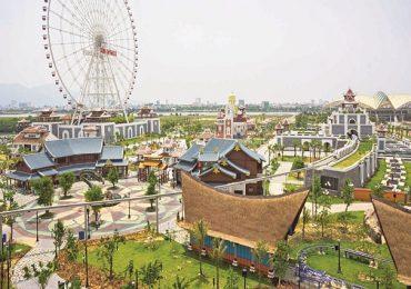 Khám phá công viên Châu Á nổi tiếng tại Đà Nẵng