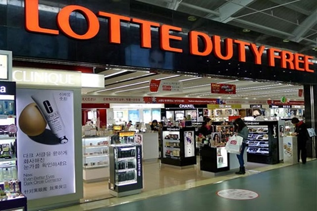 Lotte Duty – địa điểm mua sắm được yêu thích nhất tại Busan