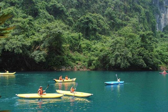 Mách cho bạn những điểm du lịch nổi tiếng ở Quảng Bình ngày Tết