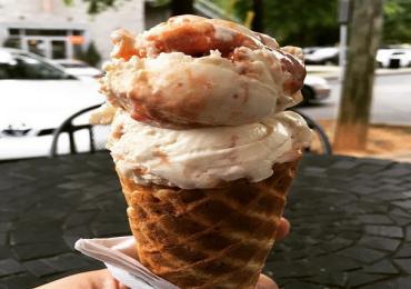 Mách cho bạn những tiệm kem nổi tiếng ở Atlanta