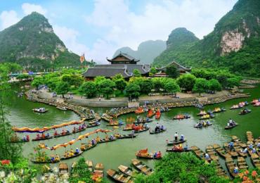 Top 3 địa điểm du lịch nổi tiếng bạn không nên bỏ qua ở Ninh Bình
