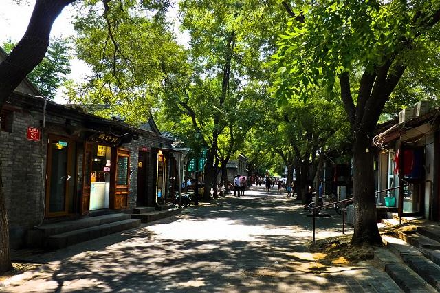 Khám phá những con phố Hutong ở Bắc Kinh