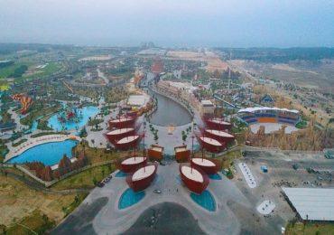 Khám phá Vinpearl Land Nam Hội An ngày Tết