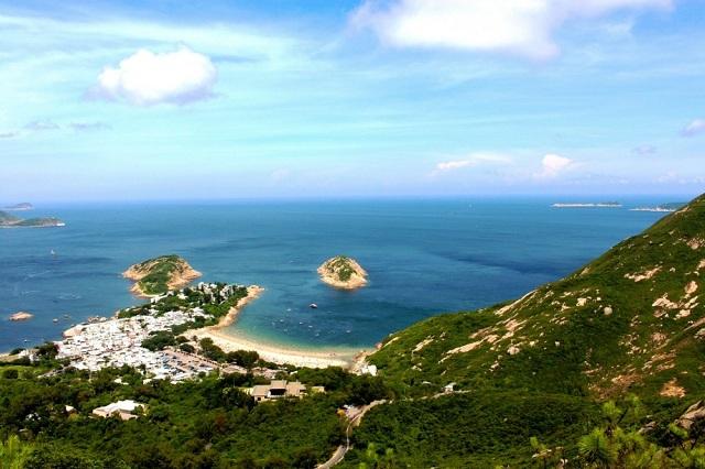 Ngắm cảnh đẹp HongKong từ cung đường mòn leo núi Dragon's Back