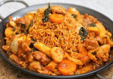 Những món ăn đặc sản hấp dẫn hàng đầu tại Daegu