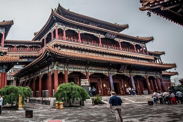 Phật Ngọc – ngôi chùa nổi tiếng bậc nhất Thượng Hải