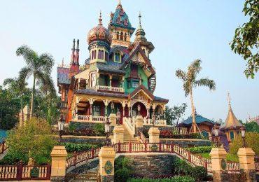 Khám phá các vùng đất kỳ diệu của Disneyland Hong Kong