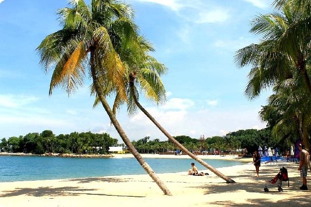 Top 3 bãi biển đẹp nhất ở Singapore