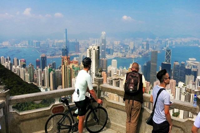 Victoria Peak – điểm đến hấp dẫn bậc nhất ở Hong Kong