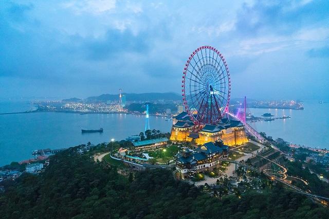 Những điều cần biết về công viên Sun World Ha Long Park