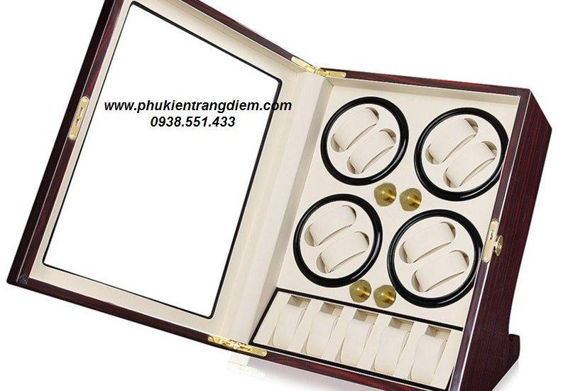 Hộp đựng đồng hồ – Tìm hiểu và công dụng của hộp đựng đồng hồ