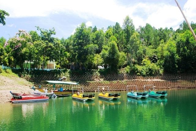 Khám phá Khu du lịch sinh thái hồ Phú Ninh tuyệt đẹp ở Quảng Nam