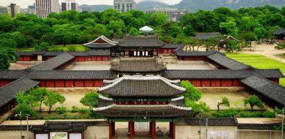 Mách bạn những công trình kiến trúc Hoàng gia nổi tiếng ở Seoul