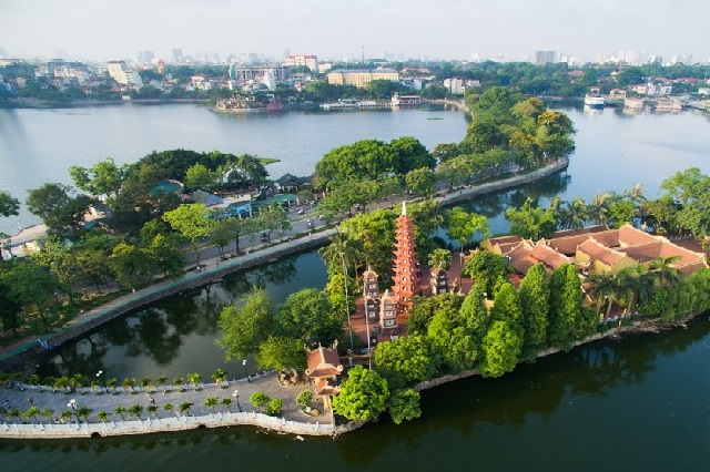 Top 3 trải nghiệm lý thú cho những ngày đầu năm ở Hà Nội