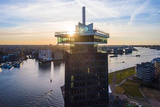 Bật mí những địa điểm ngắm cảnh đẹp nhất Amsterdam
