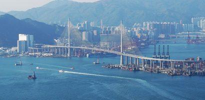 Chiêm ngưỡng cầu Stonecutters – Biểu tượng của đất cảng Hồng Kông