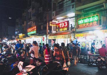Khám phá 3 khu phố sôi động về đêm ở Hồ Chí Minh