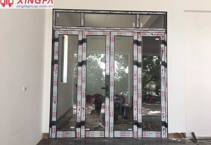 Công Trình Cửa Nhôm Xingfa Tại Hà Nội