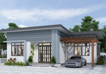 Làm thế nào để có một thiết kế nhà đẹp theo phong cách hiện đại?