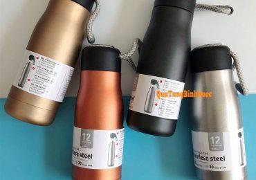 Bình nước nhựa quà tặng- món quà tặng ý nghĩa cho mọi người