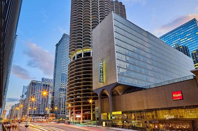 Hotel Chicago – khách sạn sang trọng bậc nhất Chicago