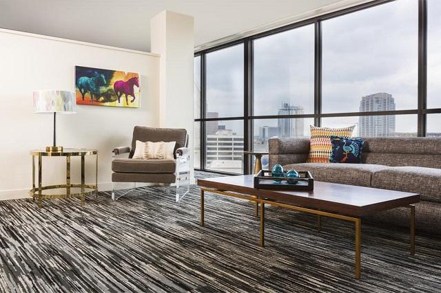 Top 4 khách sạn giá tốt tại thành phố Houston