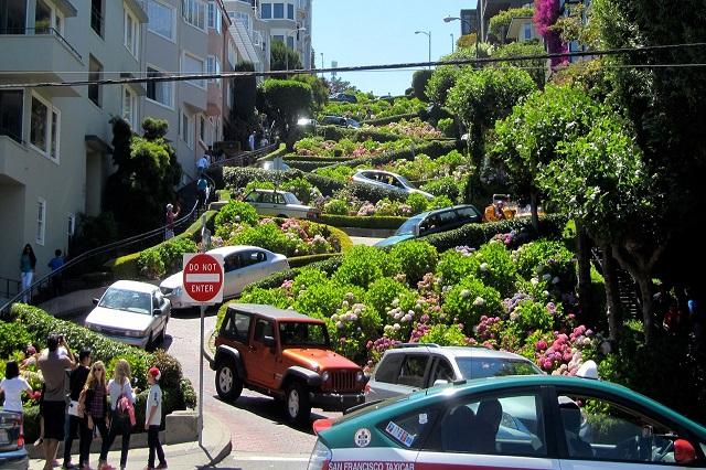 Điểm danh những con đường thương hiệu độc đáo ở San Francisco