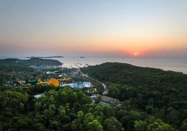 Sun World Hòn Thơm điểm du xuân thú vị ở Phú Quốc