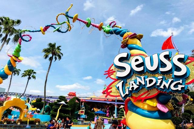 Top 3 công viên giải trí theo chủ đề nổi tiếng nhất ở Orlando