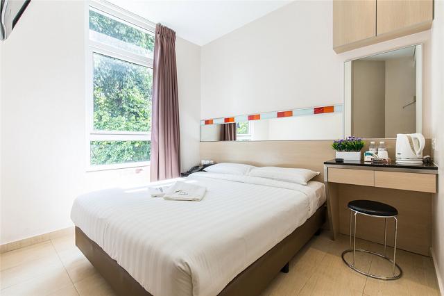 Top 3 khách sạn giá tốt nên chọn khi đi du lịch Singapore