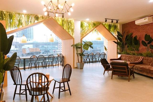 Lưu ngay địa chỉ top 3 quán cà phê view đẹp ở Hà Nội